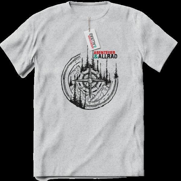 """T-Shirt """"Kompass"""""""