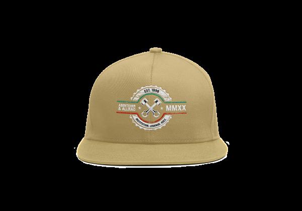 ABENTEUER & ALLRAD Snapback Caps